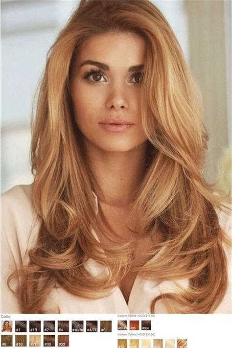 Natural Long Wavy Human Hair Full Lace Wig 22 Inches#wigs#Human Hair # womens hairstyle