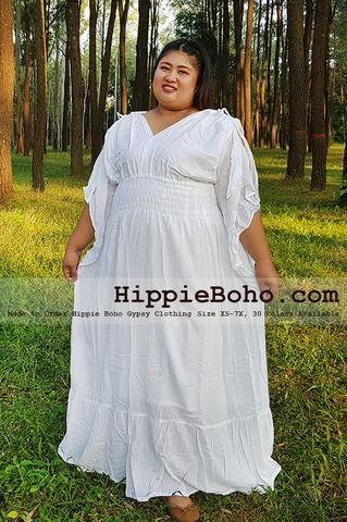 f37af891c40 No.302 - Size XS-7X Pagan Celtic Plus Size Curvy Bohemian Costume ...