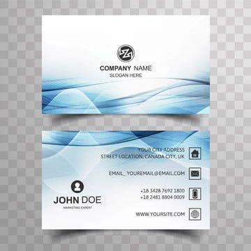 Vector Yellow Circular Creative Design Business Book Business Card Design Business Card Design Creative Blue Business Card