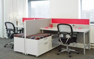 Workstations And Benching Cubicle