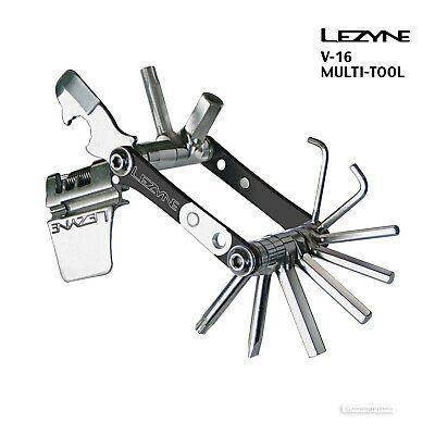 Details About Lezyne V 16 Multi Tool Hex Torx Chain Breaker