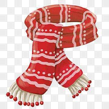 Christmas Scarf With White Striped Pattern Scarf Clipart Scarf Red Png Transparent Clipart Image And Psd File For Free Download Stripes Pattern Christmas Scarf Red And White Stripes