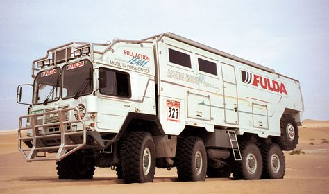 8x8 Extreme Rv Expedition Vehicle Offroad Vehicles Rv Truck
