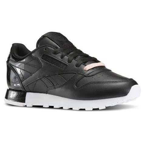Damen Schuhe Reebok CLUB C 85 S Shine Sneaker rosaweiß