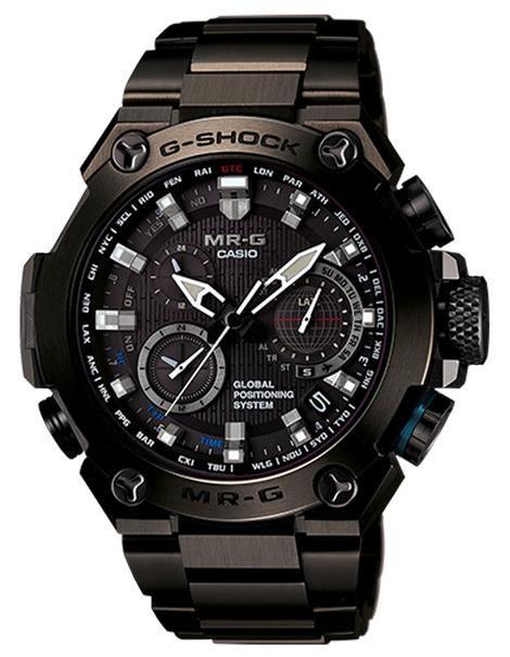 Shock Casio G Watch Solar Atomic Black G Dial Triple Rj345AL
