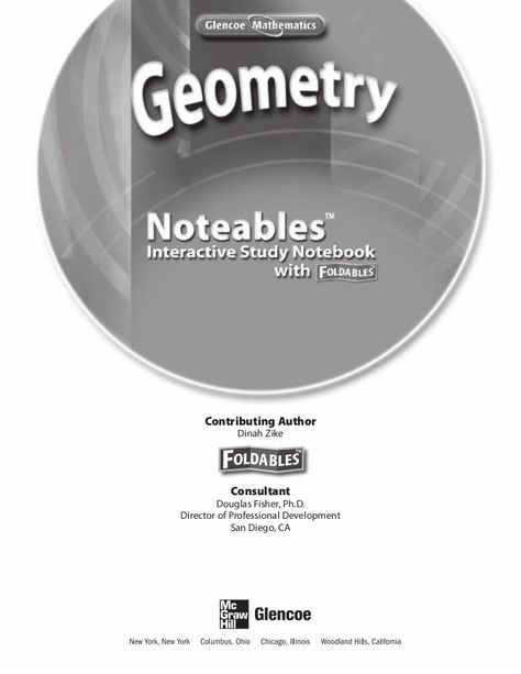 geometry-notebook-foldables-ebook-341-pgs by Denise Russell via Slideshare