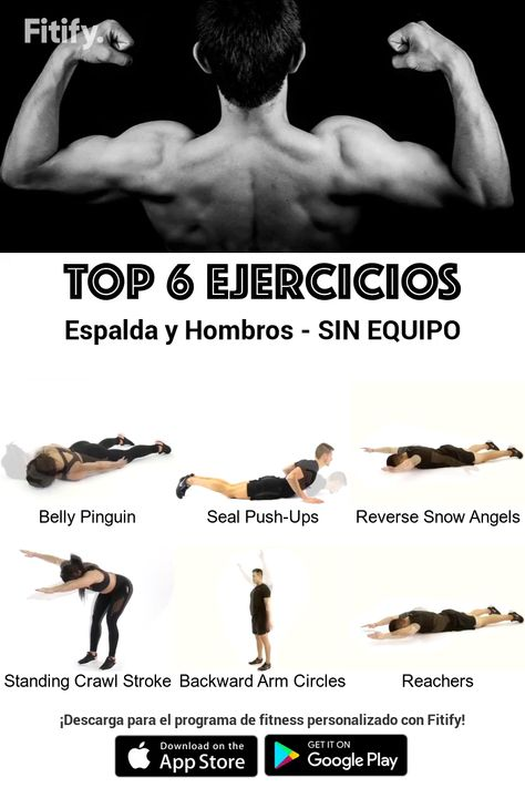110 Ejercicios Sin Equipo En Casa Ideas Workout Apps Workout Plan Ultimate Workout