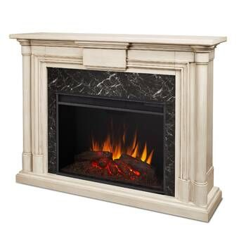 Maxwell Grand Electric Fireplace White Electric Fireplace Electric Fireplace Corner Electric Fireplace