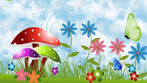 Spring Desktop Backgrounds 54 Full Hd Quality Flowers