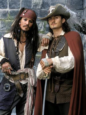 Pirates of the Caribbean. <3