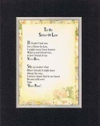Birthday Wishes For Sister In Law Truths 45 Ideas Sister In Law Poems Birthday Wishes For Sister Wishes For Sister
