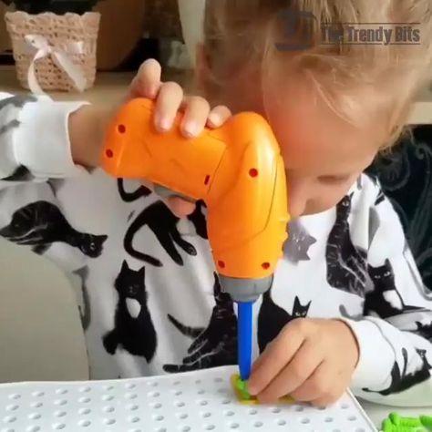 Unleash your children's creativity and imagination!