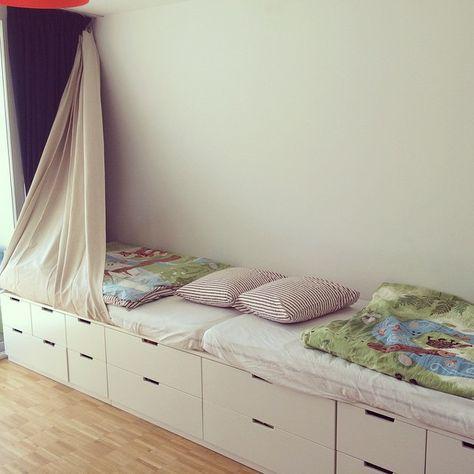 Ikea Hack Mit Nordli Und Stuva Das Kinderzimmer T