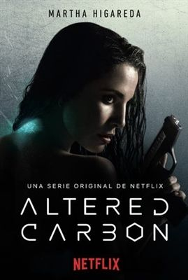 Altered Carbon 2018 Poster