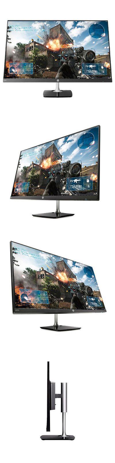 """HP N270h 27/"""" Edge to Edge Full HD Gaming Monitor 1000:1-16:9"""