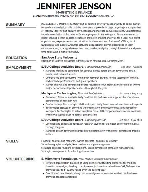 Creddle - craft your better résumé | Job Search | Job resume ...