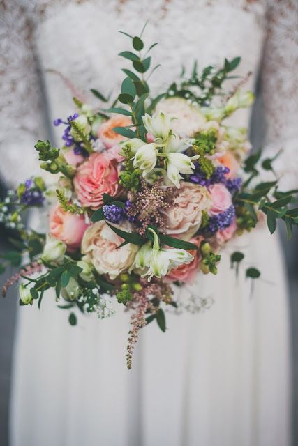 Bukiet Slubny W Stylu Boho Floral Wreath Wedding Floral