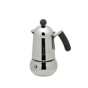 コーヒーメーカー エスプレッソ 直火式 ビアレッティ ステンレス製 クラス 2カップ 2人用 コーヒーメーカー ビアレッティ エスプレッソ