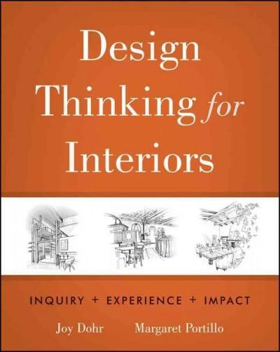 Design Thinking For Interiors Inquiry Experience Impact