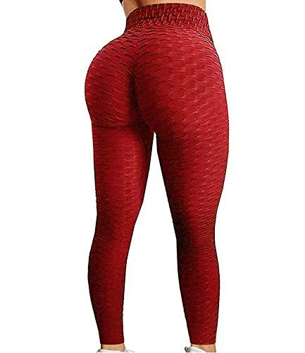 Women 3D Yoga Leggings Sport Pants High Waisted Butt Lift Athletic Workout GYM