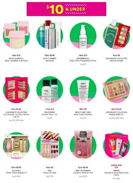 Ulta After Christmas 2019 Sale Best Ulta Beauty After Christmas Sale Offers Now Live Black Friday Ulta Ulta Beauty After Christmas Deals