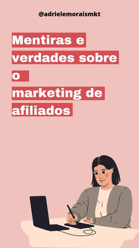 marketing de afiliados não é golpe e muito menos pirâmide