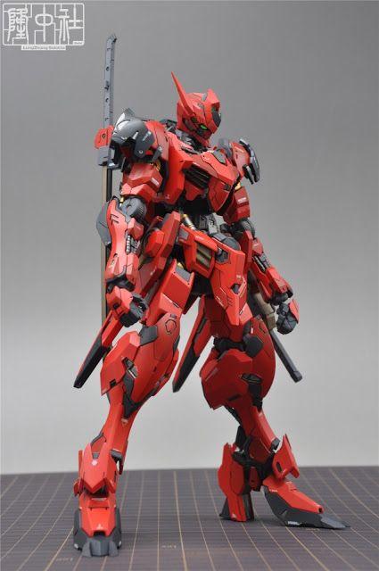 Gundam Dipendente: BEST GUNPLA OF THE WEEK -- BGOTW 341