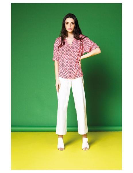 001dd4ea63f2 Blusa Mia de Anonyme para mujer | Camisas y Blusas Para Mujer en ...