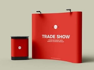 You Searched For Trade Unblast Tradeshow Banner Mockup Trade Show