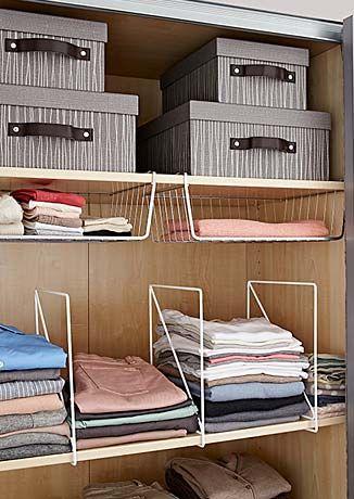 Möbel \ Einrichtung für die erste Wohnung nur online bei Tchibo - ordnung kleiderschrank tipps optimalen einraumen