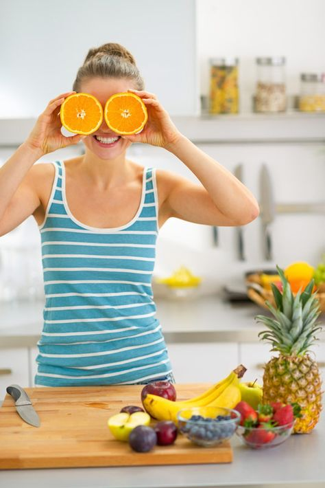 Top 5 foods with the highest content of Vitamin C.-Vitamin C and Your Eyes  Vitamin C (also known as ascorbic acid) is a water-soluble vitamin and a powerful antioxidant. Abundant in fruits and vegetables, vitamin C helps the body form and maintain connective tissue, including collagen found in the cornea of the eye.tech