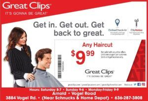 100 Working Great Clips Coupons Printable 2020 Great Clips Coupons Haircut Coupons Great Clips Haircut
