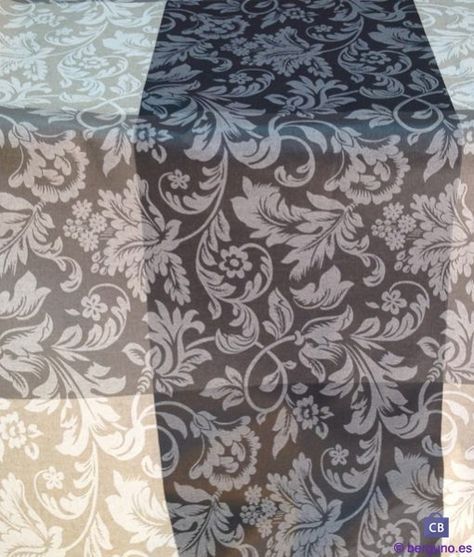 Tela de Mantel Resinado Antimanchas Mikonos. Mezcla Algodón/Poliester resinado y teflonado Ancho 155 cm.