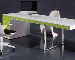 Long Friday Designer Office Desks Pinterest And Contemporary Desk