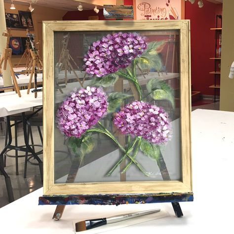 Live life in full bloom with this piece of our Rebeca Flott Arts Screen Art collection,