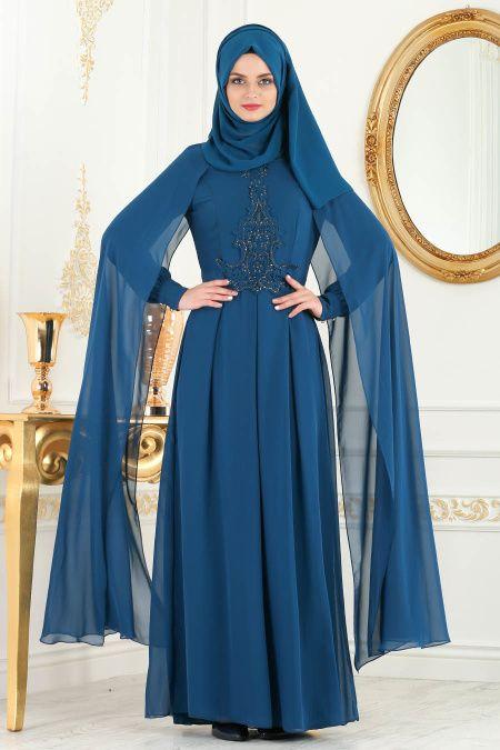 Https Www Tesetturelbisesi Com 2018 Koton Tesettur Abiye Elbise Modelleri Her Sezon Yenilenmekte Olan Abiye Elb Muslim Women Hijab Fashion Pakistani Fashion