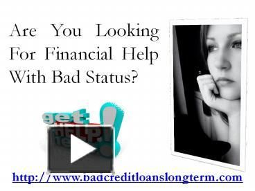 Personal loans rochester ny with bad credit