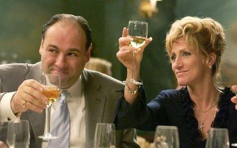 Tony & Carmela Soprano