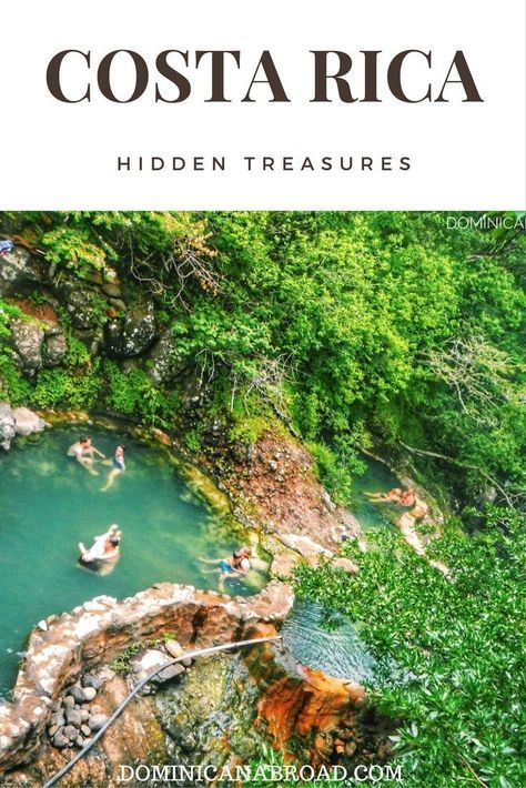 Costa Rica hidden gems and hidden treasures. Costa Rica is near and dear to my heart so I put together this wonderful list of the best parts of this wonderful country. From east to west to north and south. Rio Celeste, Puerto Viejo and so much more! Costa Rica Travel, Voyage Costa Rica, Costa Rica Pais, San Jose Costa Rica, Cool Places To Visit, Places To Travel, Travel Destinations, Places To Go, Travel Tips