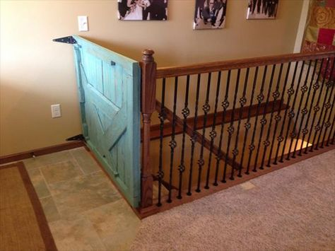 DIY White Baby Safety Gate For Stairs Design Ideas with Amazing - licht f amp uuml r badezimmer