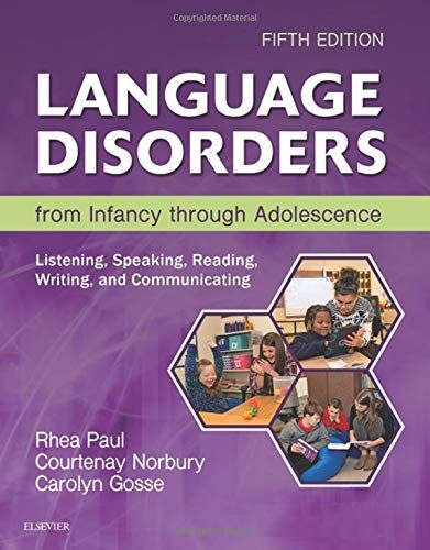 Free Download Pdf Language Disorders From Infancy Through