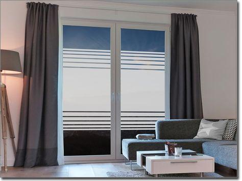 Fensterfolie blickdicht Noblesse Sichtschutzfolien Klassik Pinterest
