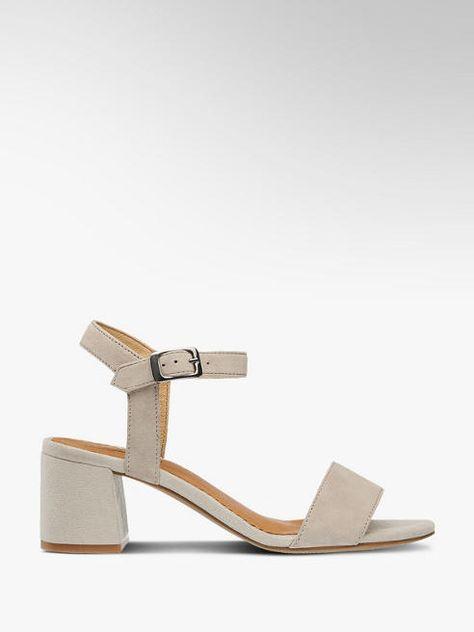 Damen High Heels Knöchel Riemchen Sandalen PumpS Blockabsatz Sommerschuhe Schuhe