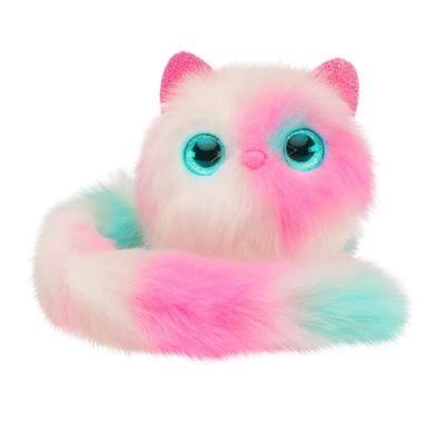 Pomises Pet Plush Interactive Toy Cat Plush Toy Cat Plush Unicorn Toys