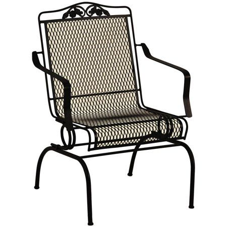 Arlington House Sturdy Stack Action Chair Charcoal Walmart Com