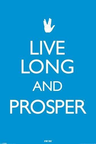 RIP Spock
