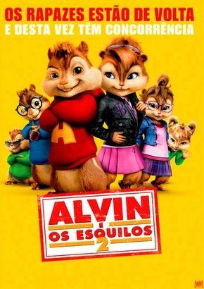 Alvin E Os Esquilos 2 Alvin E Os Esquilos