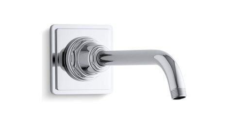 Kohler K 13136 Shower Arm Shower Accessories Polished Chrome