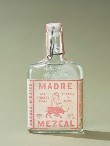 Madre Mezcal Branding & Packaging by LAND # Food and Drink logo bottle design Branding And Packaging, Vintage Packaging, Bottle Packaging, Print Packaging, Food Branding, Coffee Packaging, Food Packaging, Font Design, Label Design