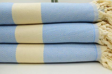 82 X94 Turkish Blanket Large Throw Oversize Beach Towel 210x240